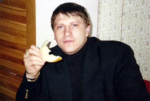Сергей Липчанский - Сибиряк