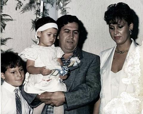 Семья Пабло Эскобара
