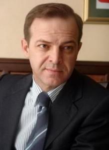 Депутат Думы Иркутска Олег Геевский