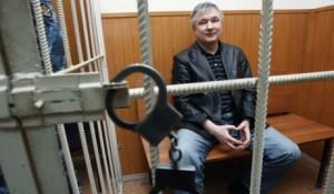 Игорь Изместьев за решеткой