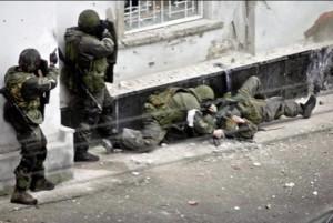 задержание кавказцев