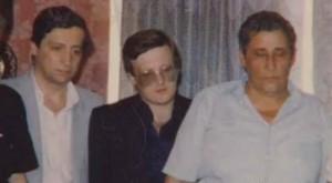 Воры в законе Виктор Никифоров (Витя Калина) и Рафик Багдасарян (Сво Раф)