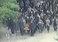 Похороны Николая Гавриленкова