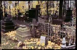 Введенское кладбище, где был убит Леонид Завадский