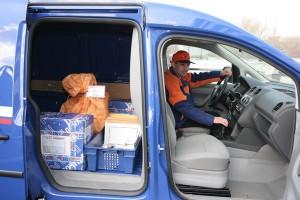 В Петербурге ограблено почтовое отделение
