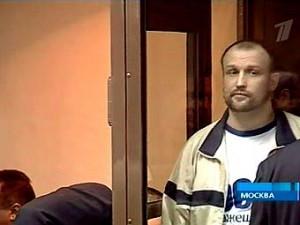 Олег Пылев в зале суда