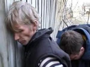В тайге арестовали криминального авторитета