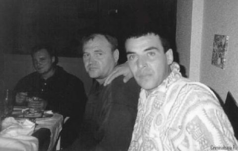 Вор в законе Игорь Бурилин, более известный как Бурила, Батя или Егор