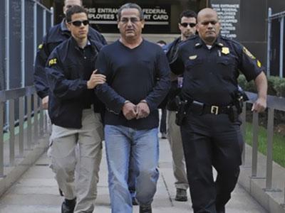 Арест вора в законе Армена Казаряна