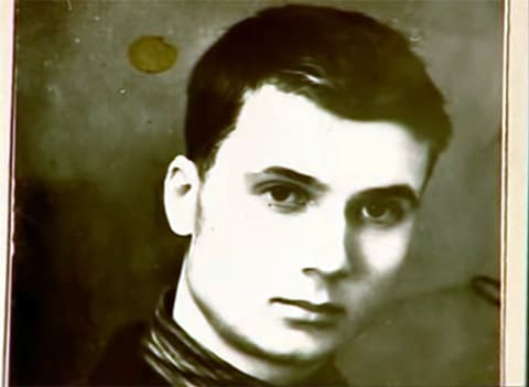Андрей Чикатило в молодости (фото)