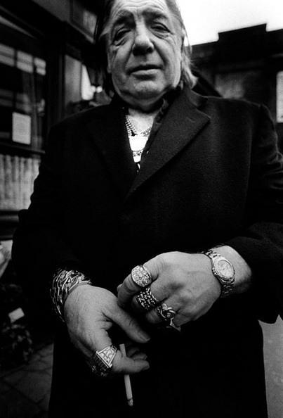 Криминальный авторитет Берни Ли по кличке Мистер Bullion (золотой слиток) (Фото)