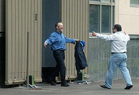 Иваньков выходит из тюрьмы
