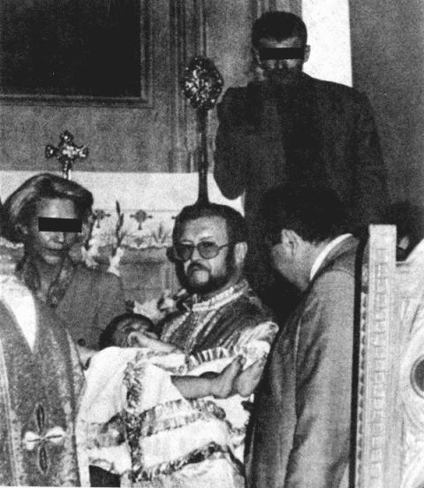В США самый именитый русский вор в законе Япончик стал настоящим крестным отцом.