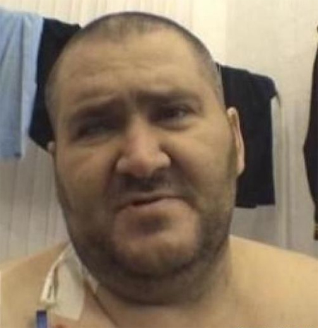 Криминальный авторитет Карло Микадзе
