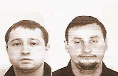 """Авторитеты """"Хади Такташа"""" Ренат Фархутдинов (справа) и Радик Галиакберов"""