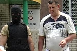 Криминальный авторитет Александр Воронин по кличке Малыш