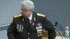Экс-директор ФСБ России, ныне депутат Госдумы Николай Ковалев