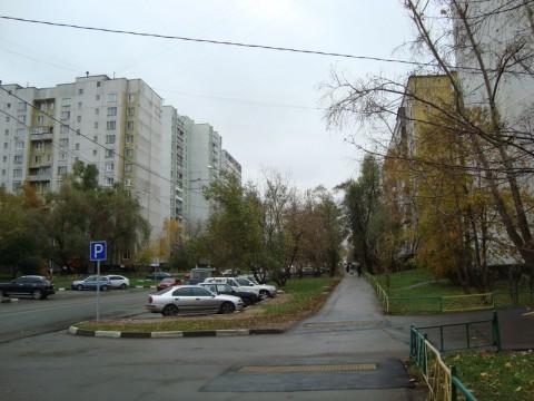Елецкая улица на перекрестке с Воронежской улицей.