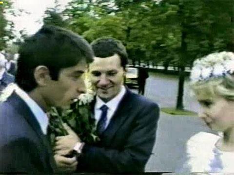 Свадьба криминального авторитета Шевкуненко