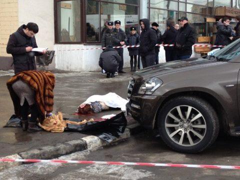 Неизвестные преступники расстреляли предпринимательницу Ирину Зироян