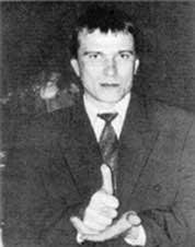 «Вор в законе» Олег Шишканов, по кличке Шишкан