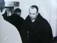 Дмитрий Рузляев во время ареста 2 февраля 1997 года