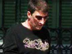 Родной брат Лаши Шушанашвили, вор в законе Кахабер Шушанашвили