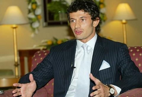 Футболиста Каладзе обвинили в связях с «ворами в законе»