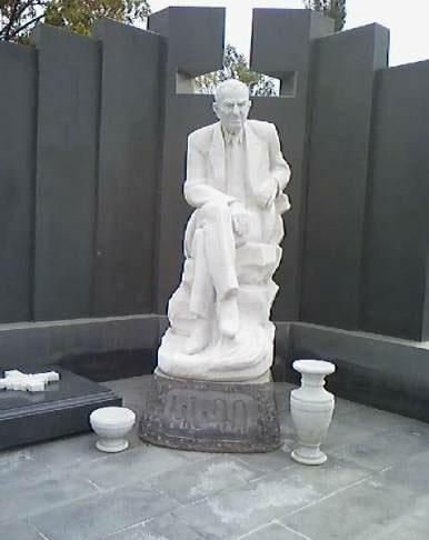 Могила вора в законе Маелса Мкртчяна (Кндо)