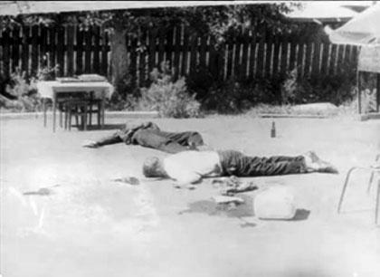 Жертвы расстрела в Шашлычной