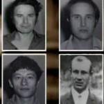 знаменитые «фантомасы»: (слева направо) вверху – Владимир и Вячеслав Толстопятовы, внизу – Владимир Горшков и Сергей Самасюк…