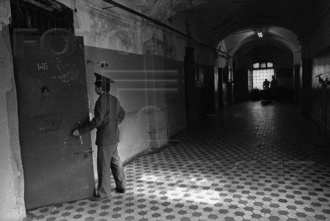 Бутырская тюрьма. коридор. следственный
