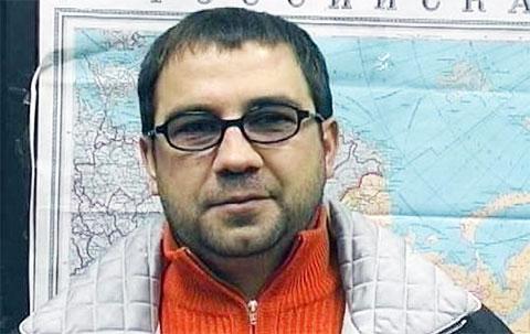 Вор в законе Вадим Сабреков - Чебурашка