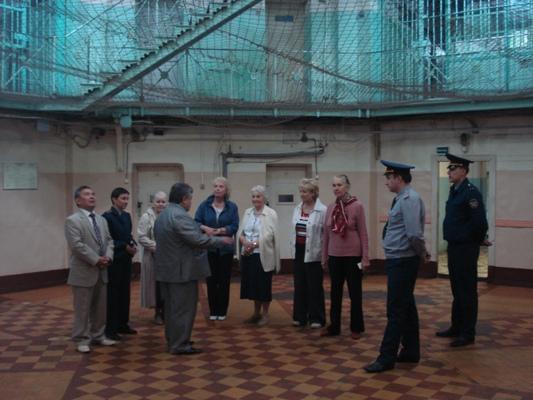 В Енисейске появится одна из первых в России тюрем особого режима