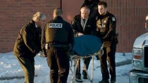 Тело бывшего полицейского Монреаля