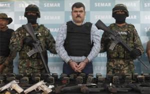 """Хорхе Эдуардо Костилья, лидер картеля """"Гольфо"""""""