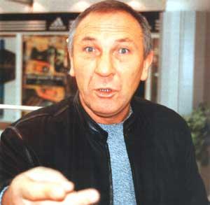 Криминальный авторитет Юрий Есин