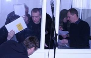 «Банда Попова» на суде