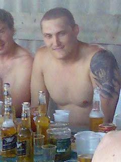 Активный член банды Владимир Алексеев (Беспредел)