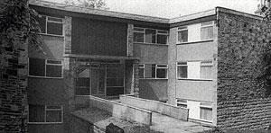 В квартире этого дома была убита Тина Эткинсон