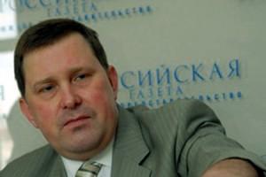 Генерал-лейтенант полиции Сергей Солодовников