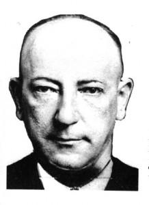 Бернард Лулу Розенкранц.Водитель и телохранитель Шульца