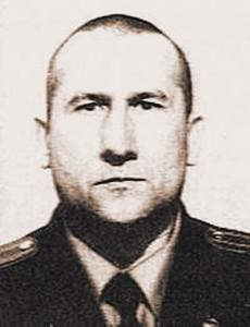 Полковник Александр Хибченко