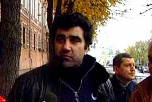 Виктор Авдышев перед вынужденным выездом из Украины
