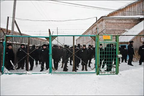 Колония в Архангельске