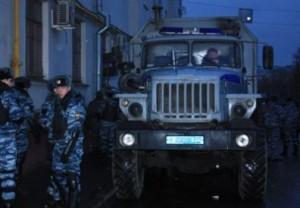 """Воровская сходка в """"Корстоне"""" пресечена полицией"""