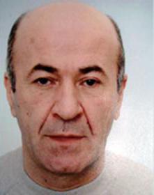 Вор в законе Резо Бухникошвили по прозвищу Пецо