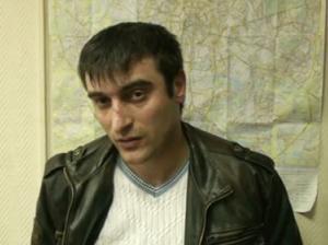 Криминальный авторитет Рамин Гянджинский