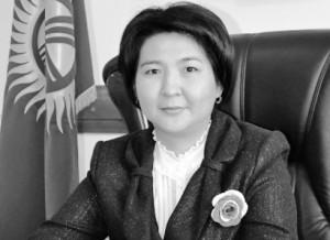 Глава Верховного суда Феруза Джамашева