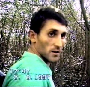 Константин Бакин, член банды
